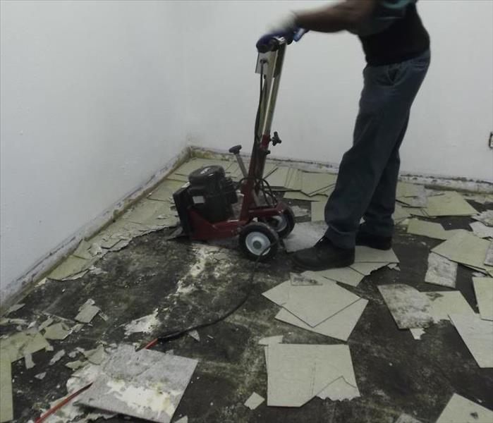 Commercial Flooring Remediation