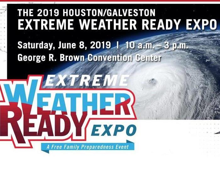 Storm Damage Extreme Weather Ready Expo at Gorge R Brown Convention Center